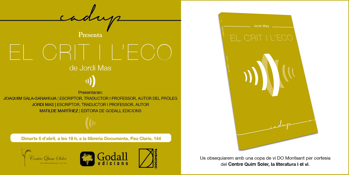 El crit i l'eco - Documenta